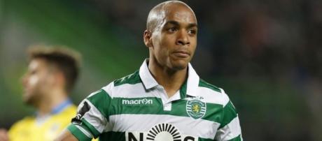 João Mário não está nada contente no Sporting
