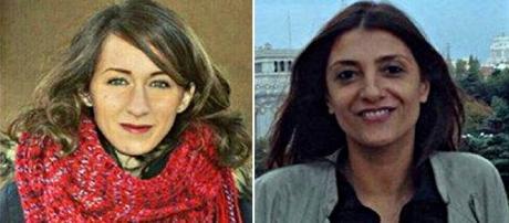 Le due ricercatrici italiane vincitrici del Merit Award 2016 a Chicago