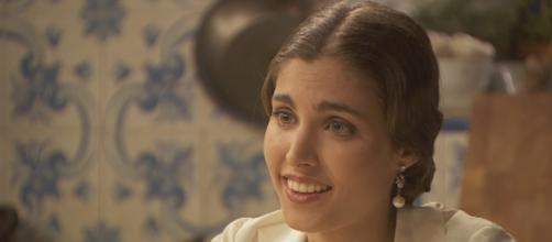Anticipazioni Il Segreto: Amalia mostra il suo vero volto