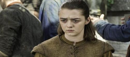 Arya Stark, protagonista de 'No One'