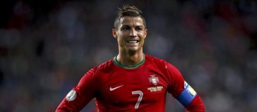 Cristiano Ronaldo já se encontra ao serviço da Seleção
