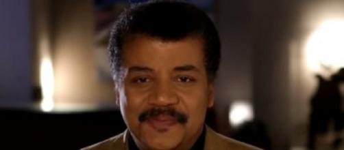 Neil deGrass Tyson (Credit NASA)