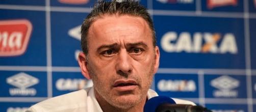 Paulo Bento faz análise após derrota para o São Paulo