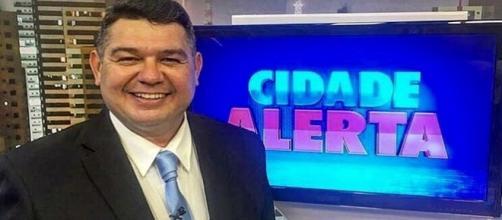 """Roberto César comandava """"Cidade Alerta Ceará"""""""
