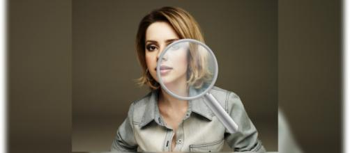 Sandy usa perfil falso nas redes sociais