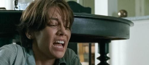 'The Walking Dead' - 'East' Maggie Greene screencap via AMC