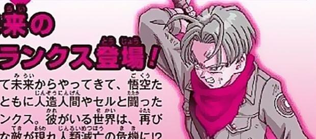 Adelanto del capitulo 47 promovido por la Weekly Shonen Jump,