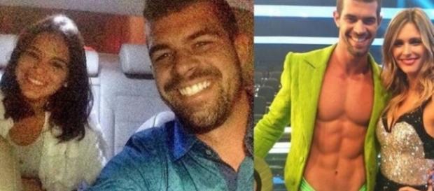 """Borat de """"Amor e sexo"""" dá carona para Bruna Marquezine pelo Uber."""