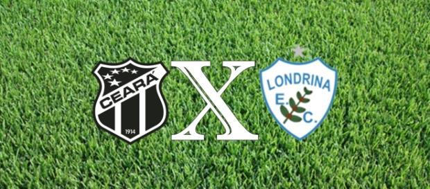 Ceará x Londrina: ao vivo na TV e online