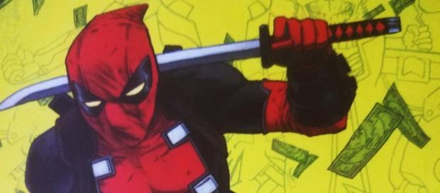 Deadpool from Marvel Comics (photo via Flickr/OTheAudacity)