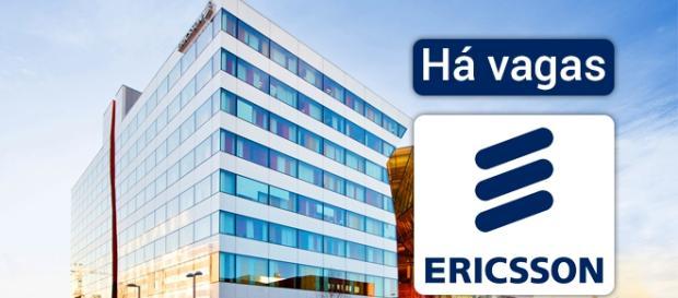 Ericsson está contratando e tem mais de 800 vagas abertas - Foto: Reprodução Consolins