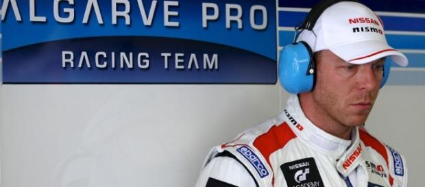 Hoy pilotará um protótipo Ligier-Nissan da equipe Algarve Pro Racing Team