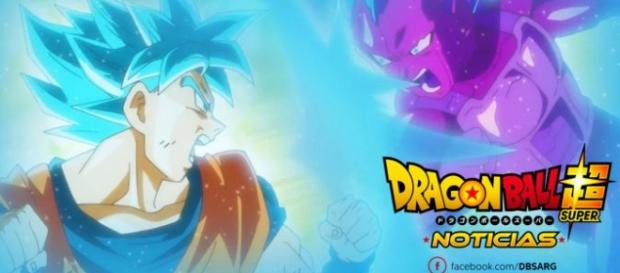 La copia de Vegeta vs Goku en el capitulo 46