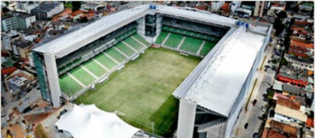 O Estádio Independência é considerado mítico para o Atlético MG
