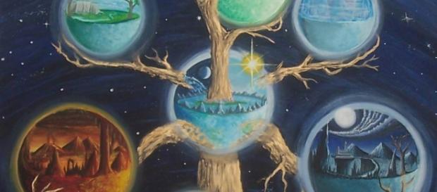 Os Nove Reinos da Mitologia Nórdica