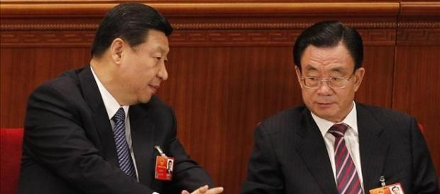 Pena de muerte en China para los delitos de corrupción política.