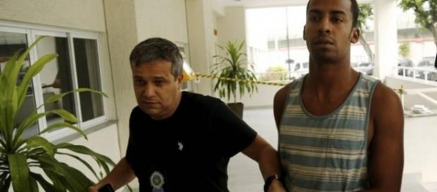 Raí de Souza é um dos suspeitos de divulgar as imagens e de estuprar a jovem no Rio
