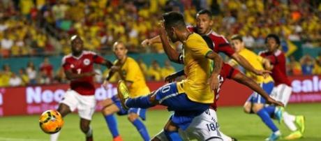 O Brasil procura a primeira vitória na Copa América Centenário