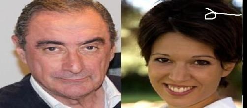 Carlos Herrera y Beatriz Talegón. (Protagonistas)