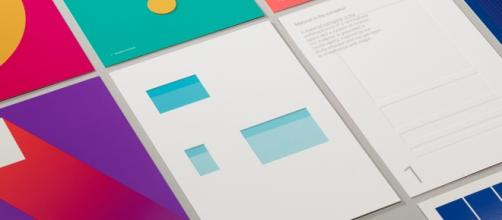 Il Material Design realizzato da Google.