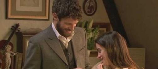 Ines Il Segreto, soap opera Canale 5