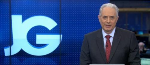 'Jornal da Globo' amarga péssima audiência