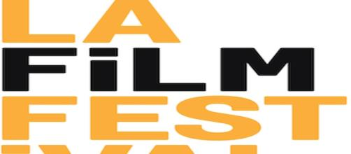 Logo for LA Film Festival 2016 (photo: LA Film Festival/Film Independent)