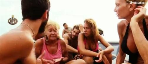 SUPERVIVIENTES última hora: Mila insulta y Jorge Javier la defiende