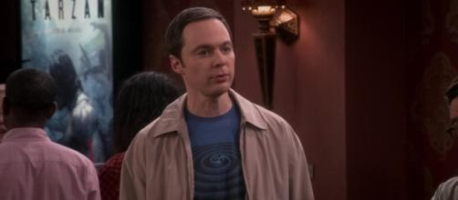 'The Big Bang Theory' Dr. Sheldon Cooper screencap via CBS