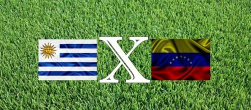 Uruguai x Venezuela se enfrentam pela Copa América Centenário