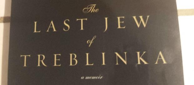 Book cover, The Last Jew of Treblinka, source, Louann Carroll