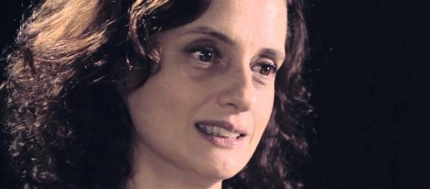Denise Fraga é Cândida em A Lei do Amor