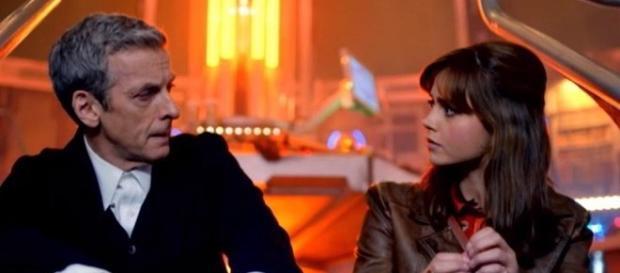 Doctor Who season 10 & Class news. Screencap: BBC via YouTube
