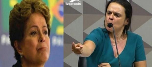 Janaína Paschoal se diz indignada