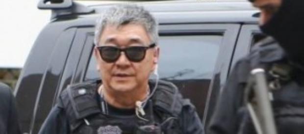 'Japonês da Federal' é preso pela PF em Curitiba