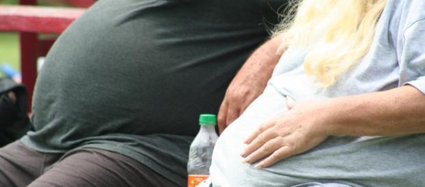 O sobrepeso ainda é tabu. Foto: Tony Alter