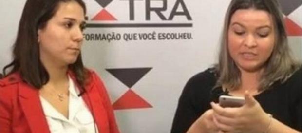 Repórter é alvo de gordofobia - Foto/Reprodução