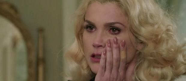 Sandra consegue seduzir Araújo, mas, antes, levará uma grande surra