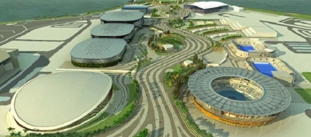 Parque Olímpico, um dos legados do Jogos Rio 2016,