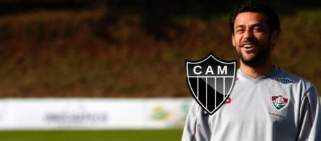 Fred é confirmado para jogar pelo Atlético mineiro