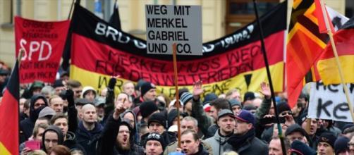 Alemania, un país dividido ante la crisis de los refugiados.