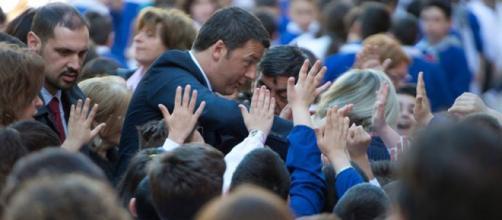 Comunali, Renzi deve fare i conti con il calo dei consensi
