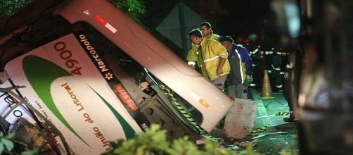 En Brasil mueren 18 jóvenes en un accidente