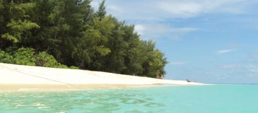 Ilhas Phi Phi: praias de areia branca e água cristalina.