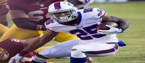 Lesean McCoy should be poised for a big year with the Bills. (Image from Wikipedia Commons)