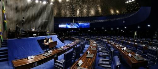 Plenário do Senado Federal Foto: Roque de Sá/ Agência Senado