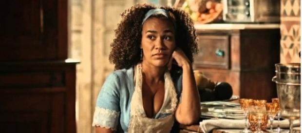 A personagem Dalva cativa os telespectadores na novela 'Velho Chico'