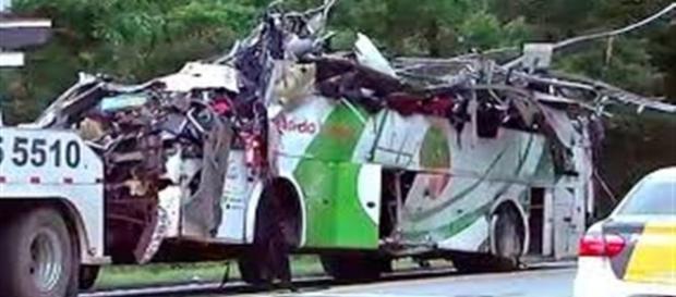 Acidente deixou 18 mortos e 28 feridos