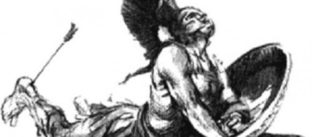 Aquiles en la mitología griega