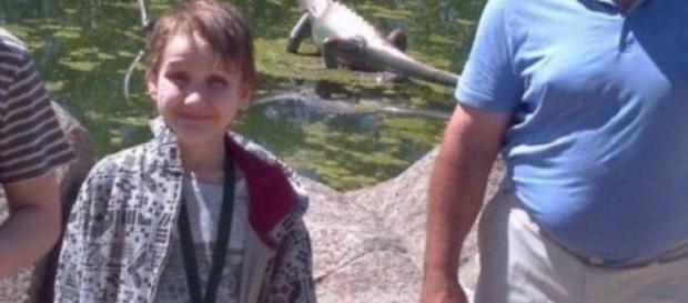 """Copilul românilor din Canada """"tratat"""" cu rugăciuni"""